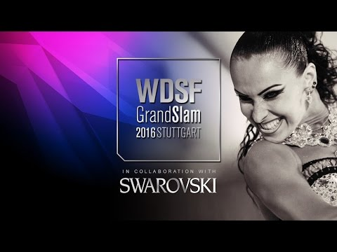 Schmitt - Salikhova, FRA   2016 Stuttgart Showtime Latin   DanceSport Total