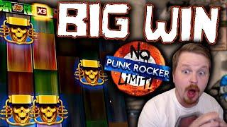 Punk Rocker Big Win - Civil War Bonus