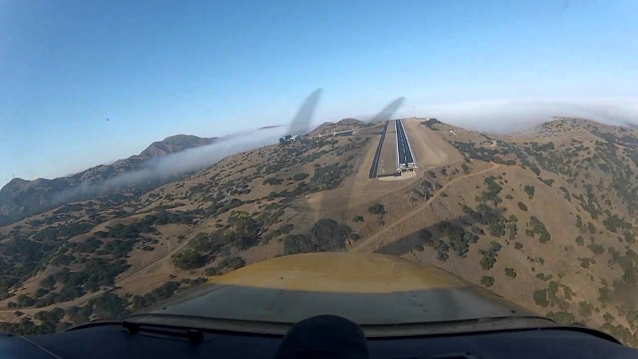 Landing At Catalina Island S Airport In The Sky Kavx
