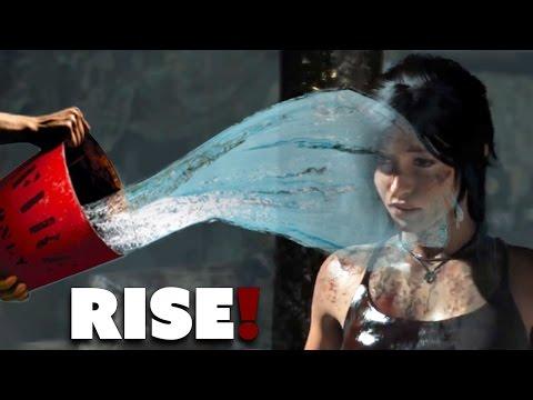 Lara Croft GETS WET! - Dude Soup Podcast #40