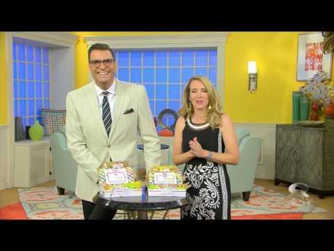 Cyndi Edwards and Jerry Penacoli get Troll Cakes