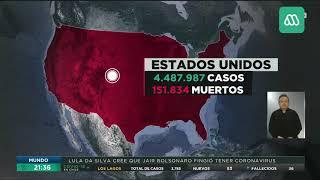 Coronavirus | Pandemia azota a la economía de Estados Unidos tras histórica recesión
