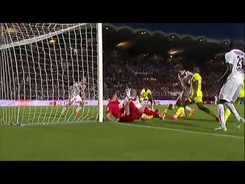 Bordeaux 2 - 1 Nantes  (09-05-2015)   Ligue 1