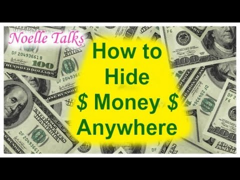 How To Hide Money Anywhere Hacks At Home Or Traveling Best Place