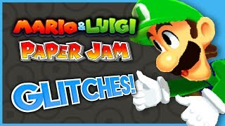 MARIO & LUIGI: PAPER JAM IN UNDER AN HOUR? - What A Glitch! ft. Fawful