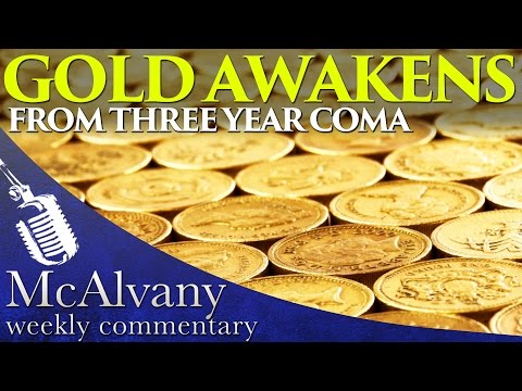 Gold Awakens from a three year Coma | McAlvany Commentary 2016