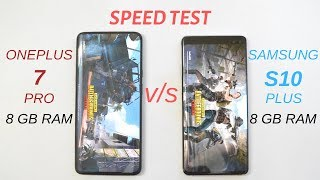 Download Oneplus 7 Pro vs Samsung S10+ Speed test  ( 8GB RAM ) Amazing Results Oneplus 7 Pro Is Killer🔥🔥 Mp3 and Videos
