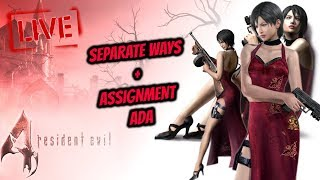 RESIDENT EVIL 4/Modo Separate Ways + Assignment Ada - (PS4)