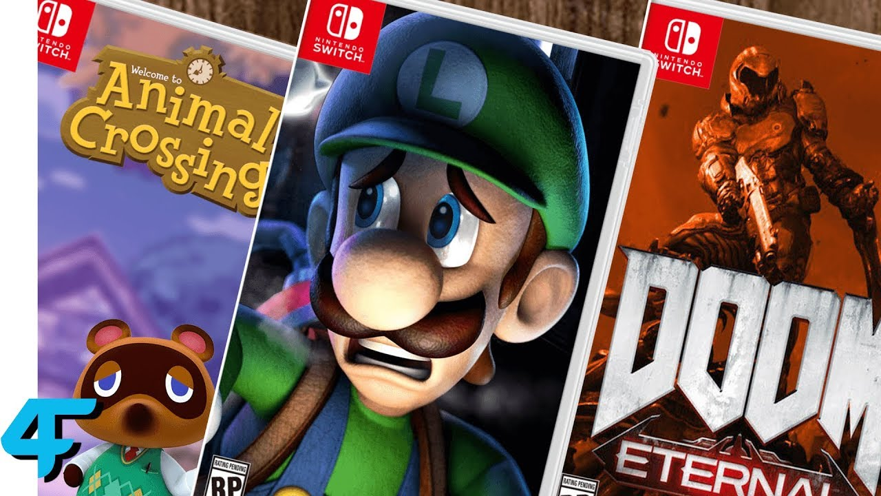 8 Of The Best Nintendo Switch Games For 2019 So Far Youtube