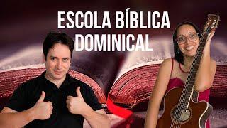Escola Bíblica dominical com o CP - 22/03/2020 - Venha Estudar a Bíblica conosco.