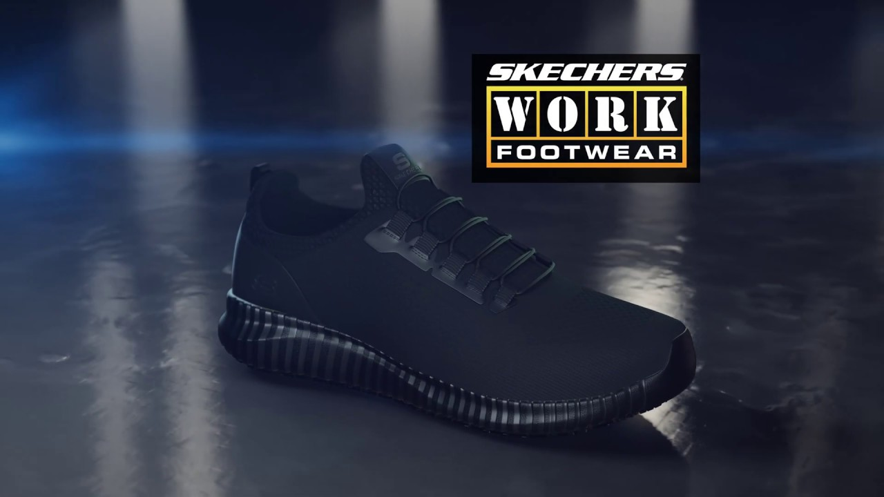 Skechers Men's WORK Tech 30 Commercial