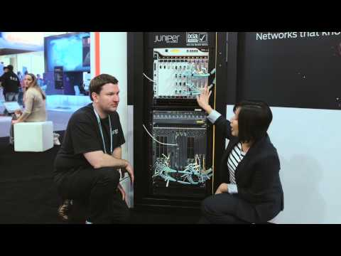Industry's Fastest Firewall - Juniper SRX5800 Delivers Two Terabits Throughput