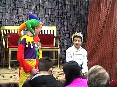 Raul's Princess and The Pea Play