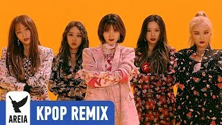 KPOP REMIX EXID - I Love You  Areia Kpop Remix 331