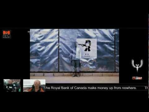 Radio Free Canada Video Radio for Sept 24 - 2012 - Hour 1