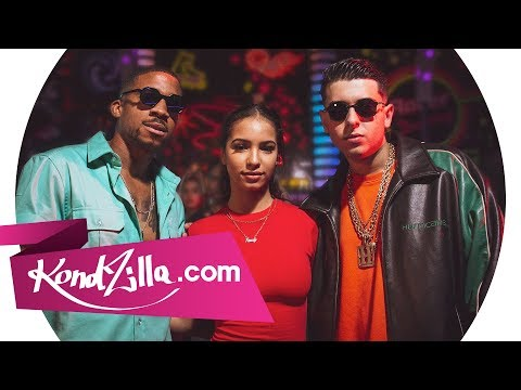 The Uprise feat MC Hollywood - Picasso (kondzilla com) : bailefunk
