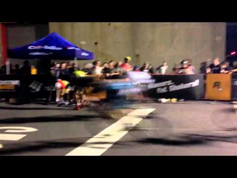 BEST Cycling Crash - (Red Hook Criterium)