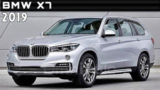 2019 BMW X7 Review Rendered Price Specs Release Date