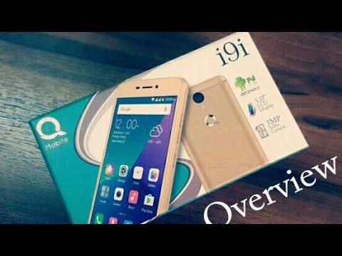 Qmobile i9i - Overview   Specs   Designe