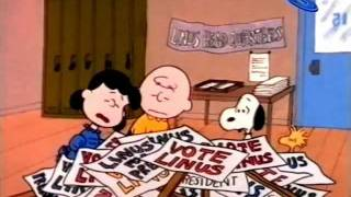 Non sei stato eletto, Charlie Brown (You're Not Elected, Charlie Brown, 1971)