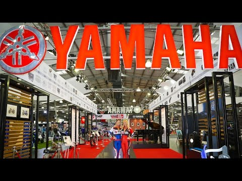 Melbourne Moto Expo | Yamaha Display & Stand Theme