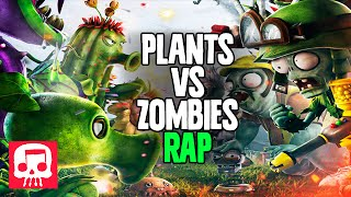 "Plants vs. Zombies GW Rap by JT Machinima | ""Caught Up in Garden Warfare"" 
