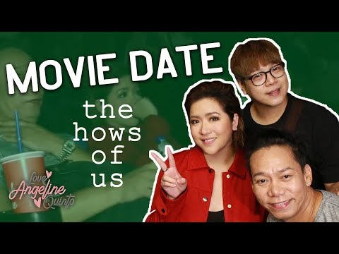 The Hows of Us Movie Date with Team AQrew, MC, and Lassy | Angeline Quinto TV