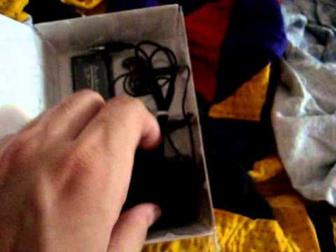 AUDIONIC MP3 PLAYER UNBOXING