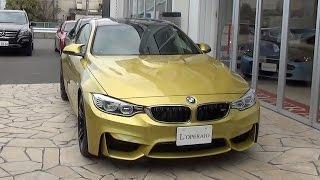 BMW M4 クーペ 中古車試乗インプレッション