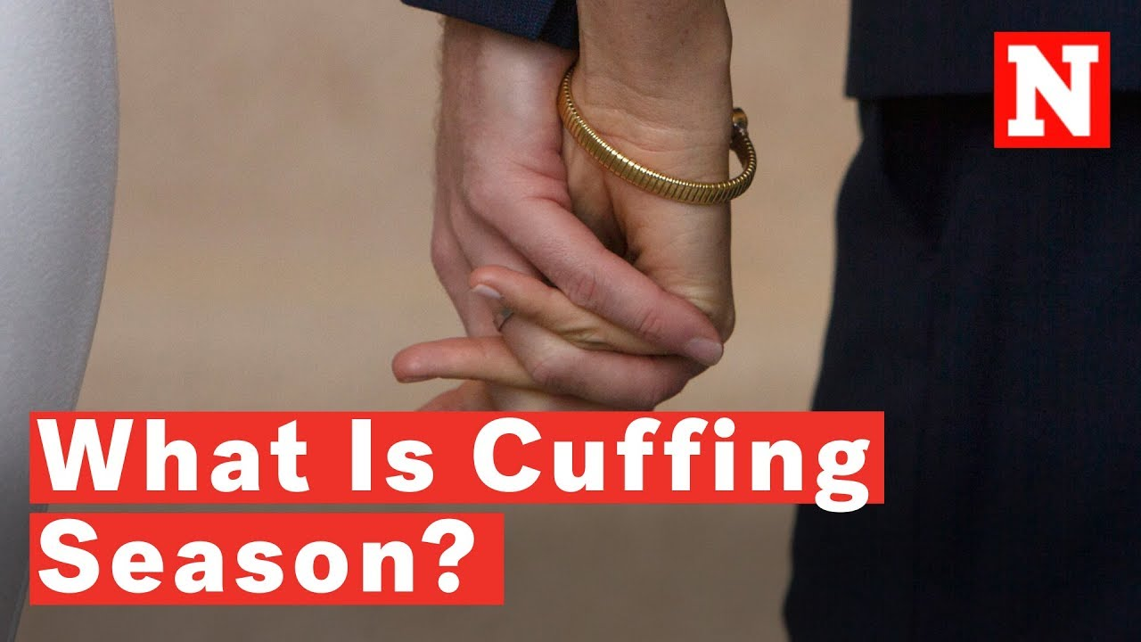 what is cuffing season