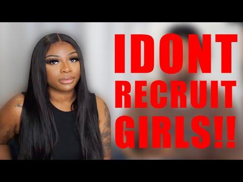 JAYDE BLEU: I DONT RECRUIT GIRLS!! #MIXUPGUHDEH