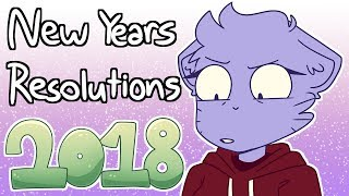 Thoughts on New Years Resolutions Animation