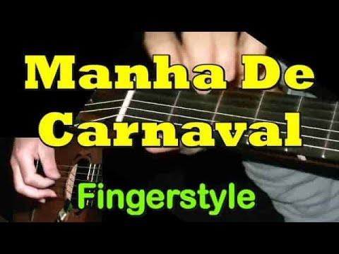 Manha De Carnaval: Fingerstyle Guitar TAB by GuitarNick