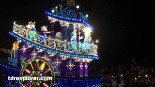 New Tangled and Updated Floats in Tokyo Disneyland Electrical Parade Dreamlights