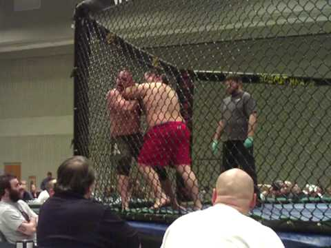 Jerry Burns vs Alexis Medina MMA