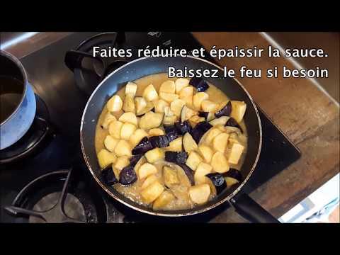recette-pommes-de-terre-aubergines-miso