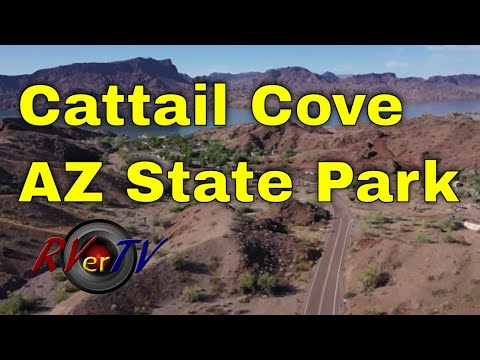 Cattail Cove Arizona State Park - Lake Havasu Arizona