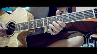 MUHASABAH CINTA - Instrumental Acoustic (Cover) TAFAKUR Group