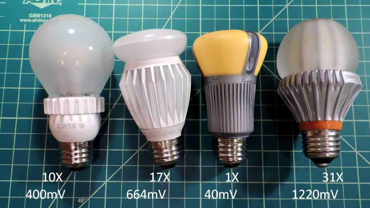 ecosmart youtube watch led filament bulbs light