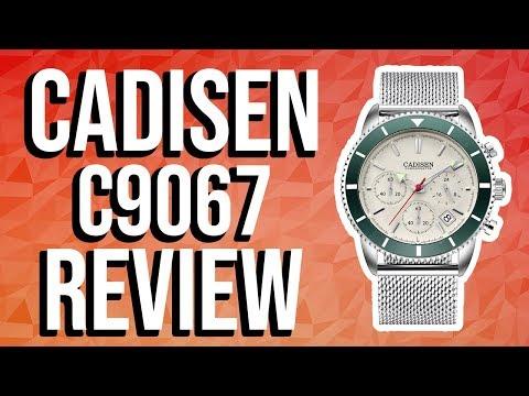 Cadisen C9067 review. Best budget chrono?