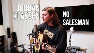 Jordan Klassen - No Salesman | Acoustic live session in Paris