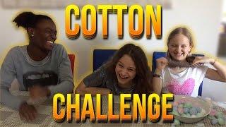 COTTON BALL CHALLENGE con LISA e CECI sfida divertente e risate con cotone colorato by Lukas Gym