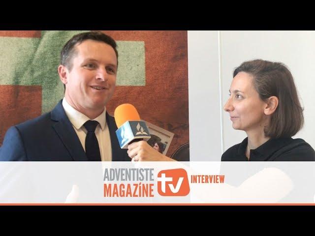 AM TV - Interview - Olivier Rigaud, président de la FSRT