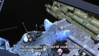 Trailer - THE LAST GUARDIAN Tokyo Game Show (TGS) Trailer for PS3