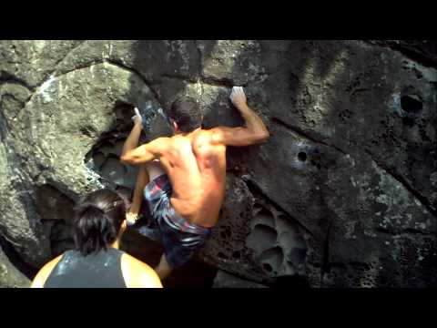 Kauai Rock Climbing