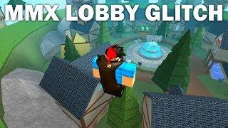 ROBLOX MURDER MYSTERY X LOBBY GLITCH!