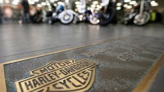 Bikers for Trump founder supporting Trump against Harley