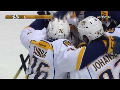 Nashville Predators  vs  St. Louis Blues - April 26, 2017 | Game Highlights | NHL 2016/17