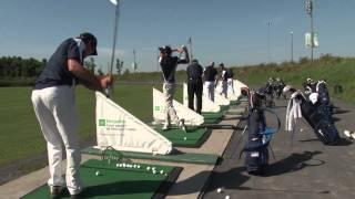 L'équipe de golf des Citadins de l'UQAM