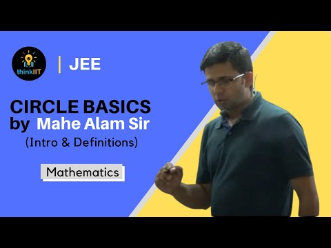 1-Introduction and Basic Definitions - Circle